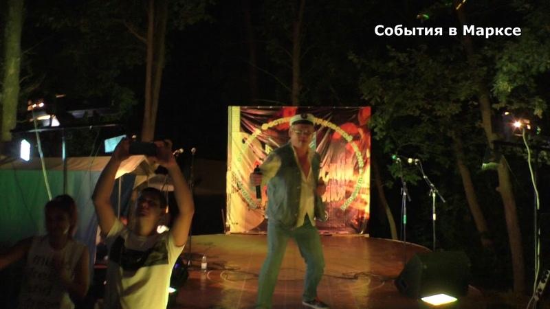 Звезды шансона на фестивале Обермунжский треугольник 2018