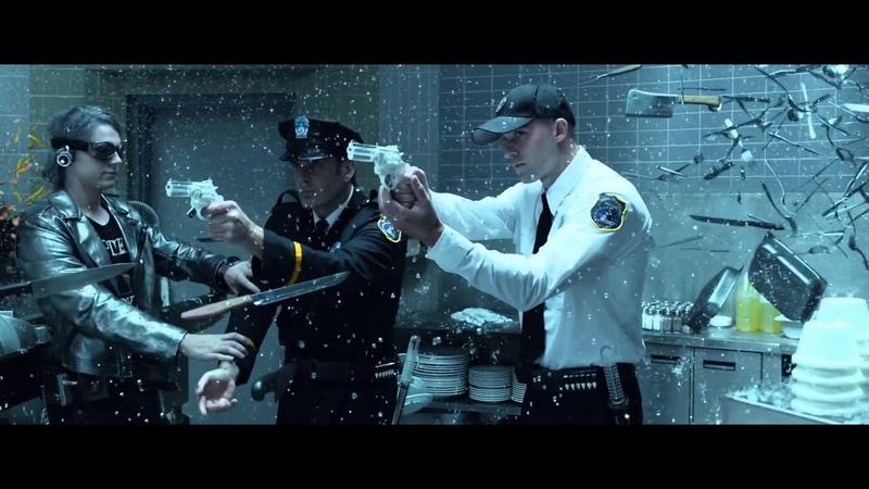 X Men Days Of the Future Past QuickSilver Scene HD