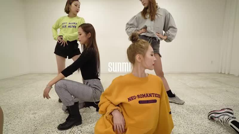 Sunmi Sunmi -Siren