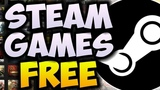FREE STEAM GAMES FOR ACTIVE SUBS!