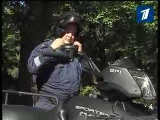 ПБК: В погоне за нарушителями на квадроцикле.