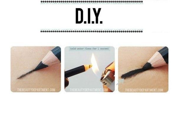Как сделать как карандаш