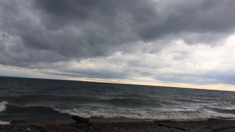 Байкал остров Ольхон на портивопполном берегу