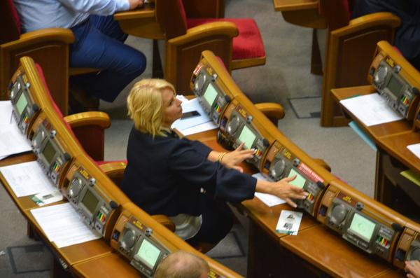5 депутатов Рады ни разу не проголосовали с начала сессии, - КИУ - Цензор.НЕТ 9657
