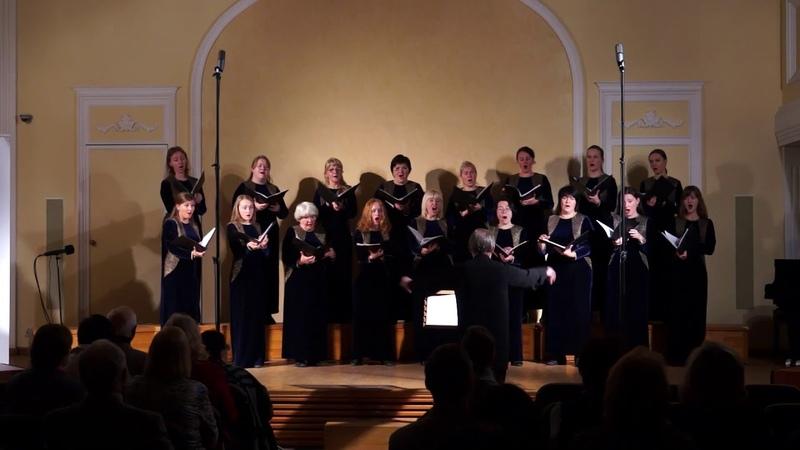 С.Рахманинов - Слався на ст. Н.Некрасова (6 женских хоров)