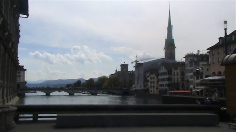 Episodio I. Sin palabras: esperanza. Zürich / Цюрих / Швейцария