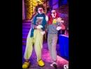 Клоуны на юбилее Затерянного мира