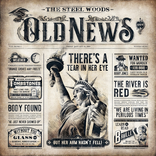 The Steel Woods album Southern Accents