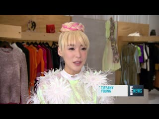 [clip] tiffany young  meet the record-breaking american k-pop star ¦ e! news