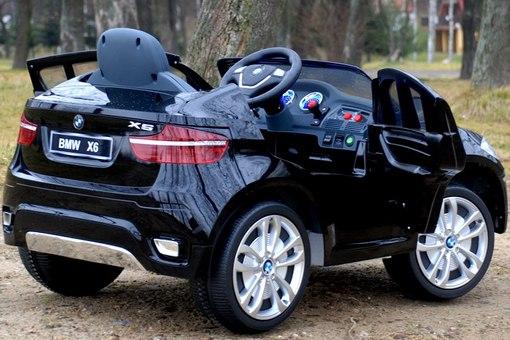 Обзор электромобиля BMW Х6, стоимость и характеристики