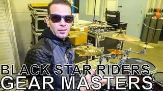 Chad Szeliga (of Black Star Riders, ex- Breaking Benjamin) - GEAR MASTERS Ep. 209