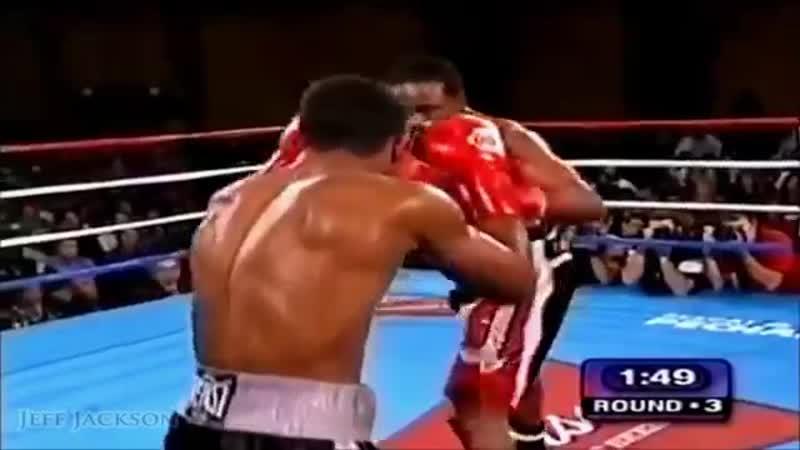 Vernon Forrest vs Ricardo Mayorga
