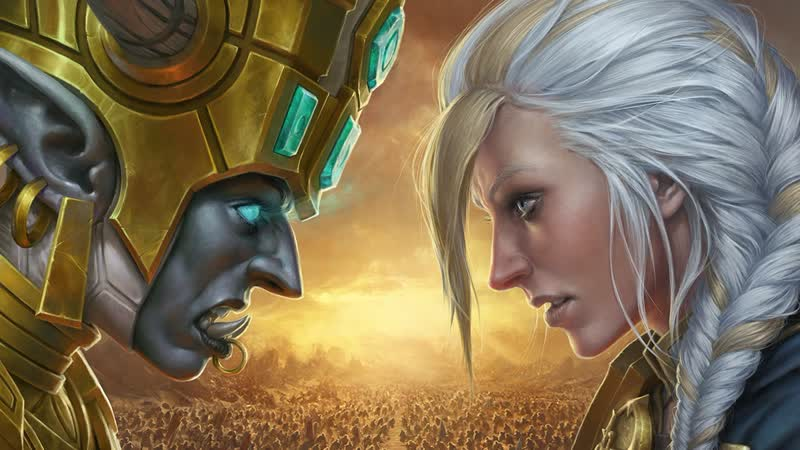 World of Warcraft Battle for Azeroth Patch 8.1