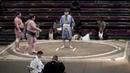 Aki Basho Ura day 1