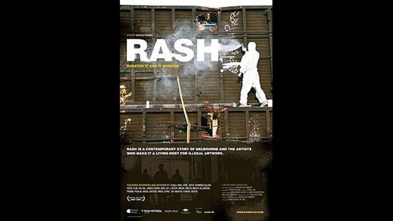 Rash 2005 (street art in Australia)