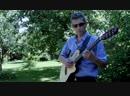 ПОТРЯСАЮЩАЯ ИГРА НА ГИТАРЕ ФЛАМЕНКО (ИСПАНСКОЙ-ВИРТУОЗ) - Анатолий Зеленков Spanish Guitar