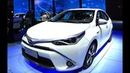 Toyota has updated the whole range of Corolla 2017 2018 model All new Toyota Corolla