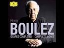 Pierre Boulez 1°ère Sonate,Pour Piano