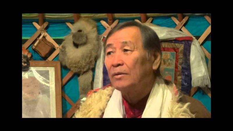 Зов тувинского шамана Николая Ооржака Июнь 2014