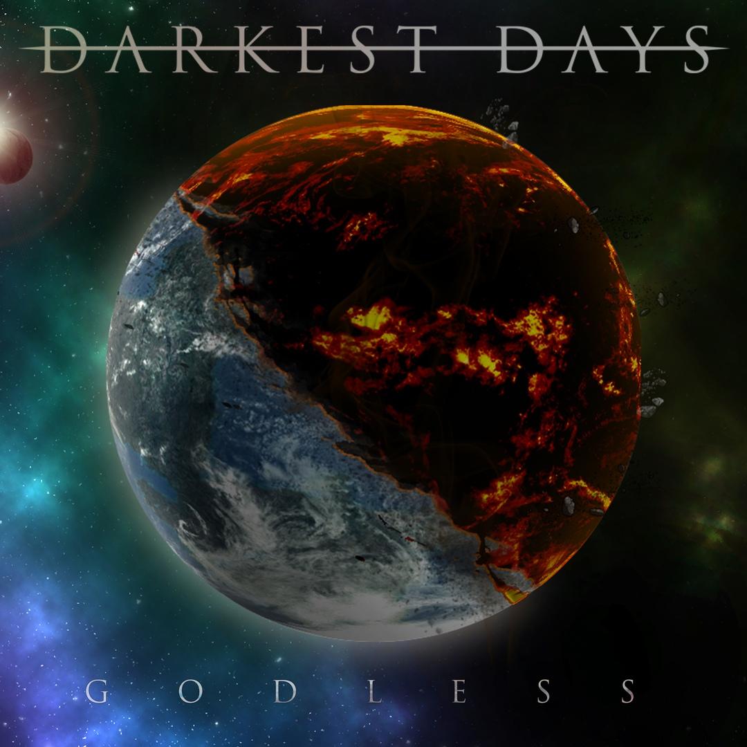 Darkest Days - Godless [EP] (2018)