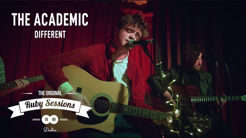 The Academic Different (Live at The Ruby Sessions)