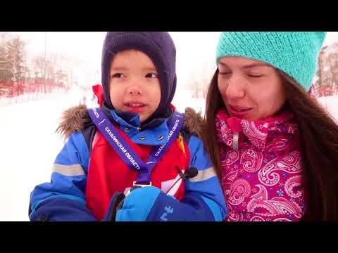 Беговелогонки Snow Strider Racing Sakhalin 08 04 2018
