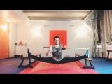 Упражнения с палкой в стиле Ван Дэна.