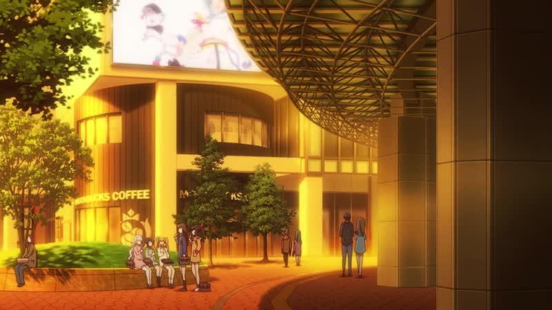 [Ohys-Raws] Akanesasu Shoujo - 08 (ANIMAX 1280x720 x264 AAC)