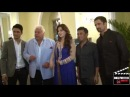 Veda Movie Muhurat Juhi Chawla, Sanjay Suri, Onir