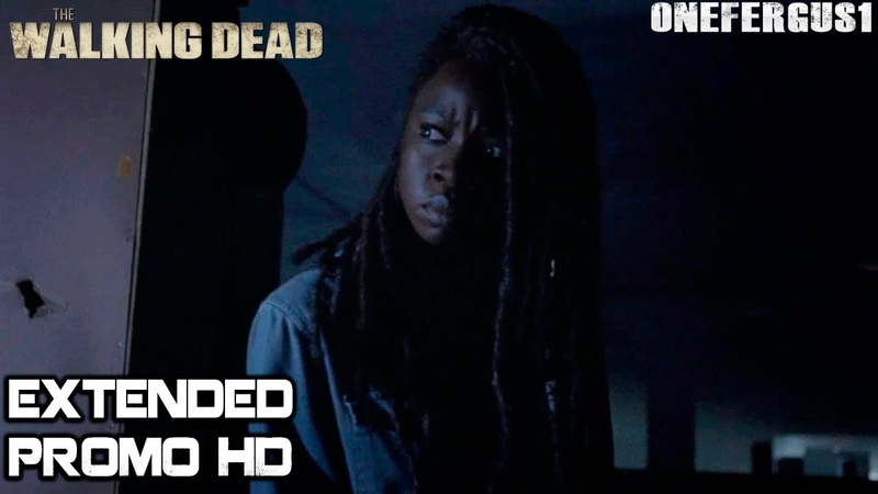 The Walking Dead 9x07 EXTENDED Trailer Season 9 Episode 07 Promo/Preview [HD] EXTENDED