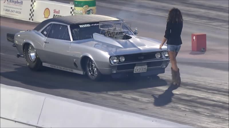 Barefoot Ronnie vs Godfather at Galot, NC No Prep Kings 2