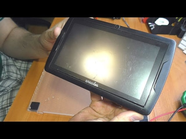 РЕМОНТ ДЛЯ ПОДПИСЧИКА: Не включается планшет WEXLER TAB 7000
