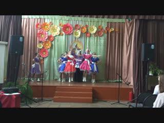 Танец (3). Смотр 01.02.2019