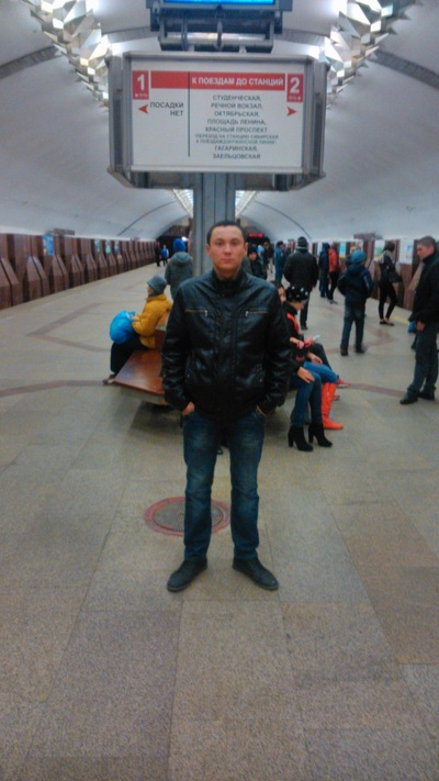 Даурен Кожахметов, 16 апреля , Омск, id34680491