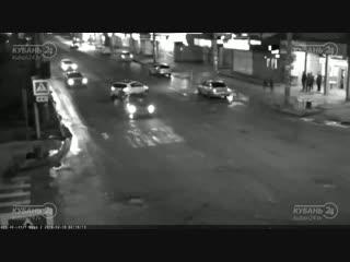 ДТП на ул. 40-Лет Победы и ул. 1-го Мая.