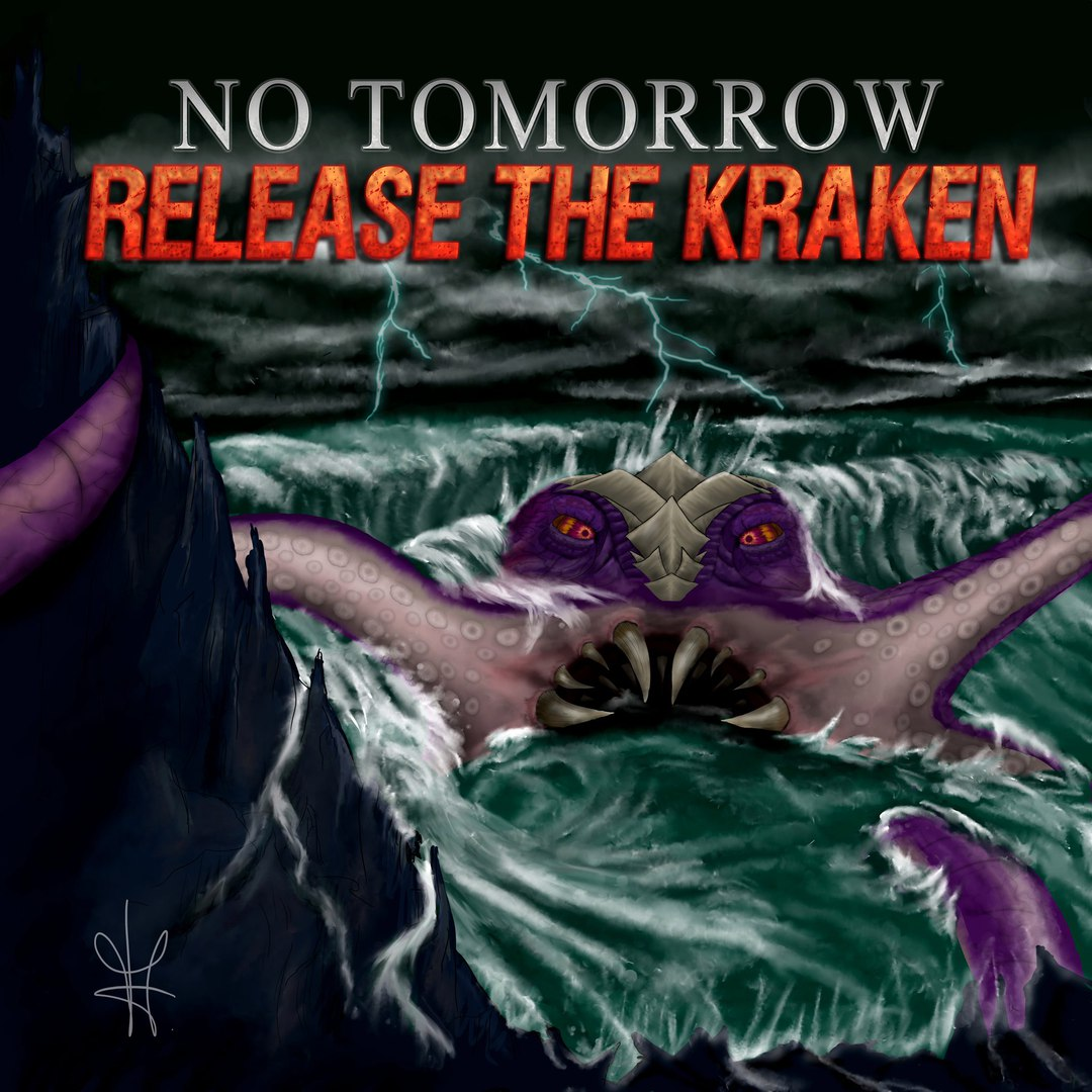 No Tomorrow - Release The Kraken [EP] (2015)