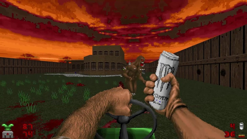 Doom Mower: Lawn Of The Dead - Mini Mod Madness