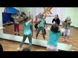ДЕТИ 4-8 лет студия танца X-Revolution