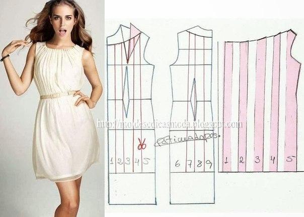 Картинки по запросу простой платья