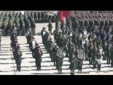 Подготовка к параду победы в Алабино (1)