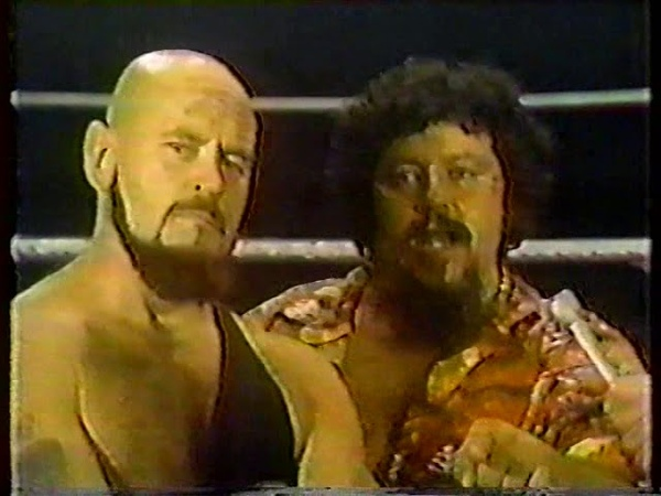 WWWF All Star Wrestling Spiros Arion w Fred Blassie vs Domenic Denucci August (8-19-1978) part 1