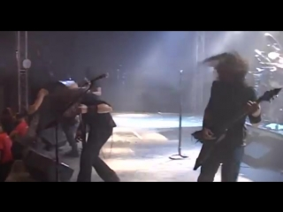 Moonspell - Fullmoon Madness (live @ With Full Force 2008)