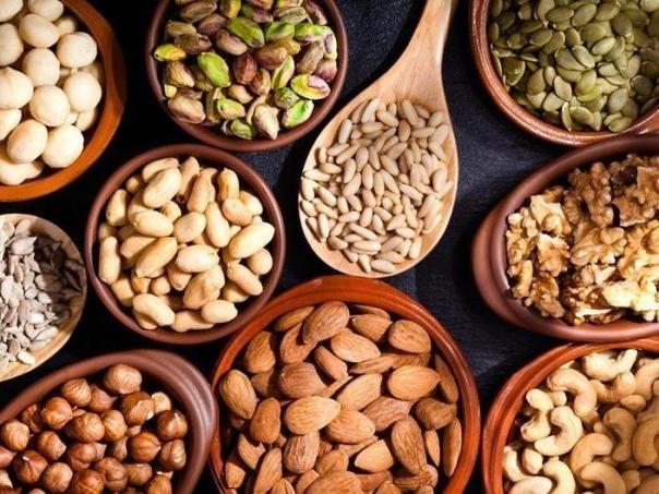 Чем полезны орехи Сохраните, чтобы не забыть!