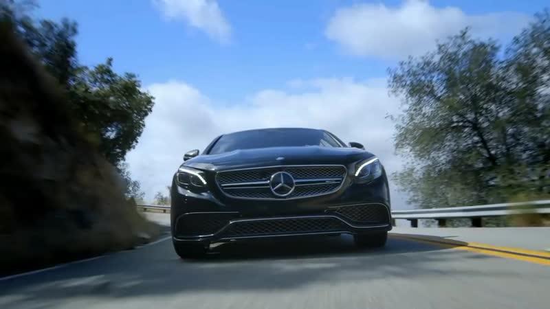 Mercedes - Benz S 65 AMG Coupe - венец мотостроения [Smotorom]