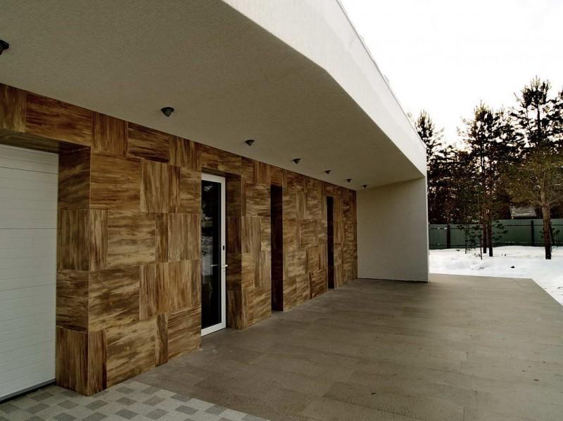 Частный дом в Иркутске