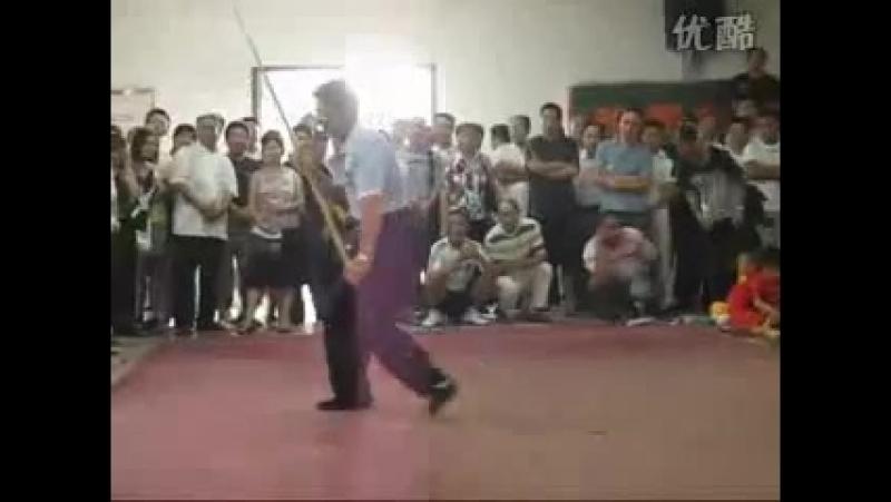 巫家拳/ 七步连针棍 Уцзяцюань (Ци Бу Лянь Чжэнь Гунь)