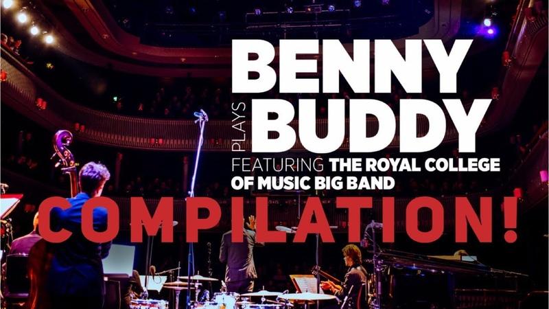 Benny Greb plays Buddy Rich ( compilation)