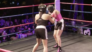 Fight 13 Samantha Ory vs Daphne Wang