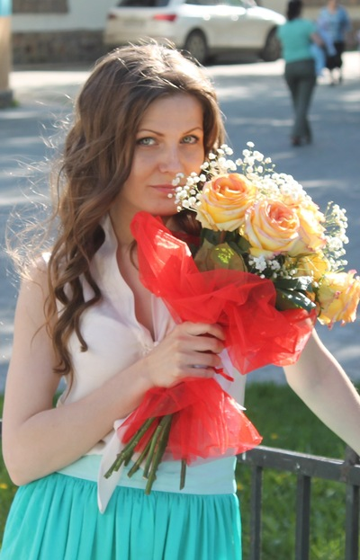 Юлия Владимировна, id11100225