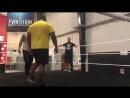 [ My1] Видео с тренировки в Подготовительном Центре ВВЕ